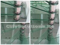 interior glass stair - sitssminox-se