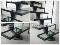 metal glass stair - sivctssmos-d